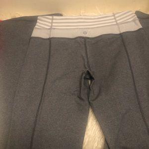 Lululemon gray pants size 4
